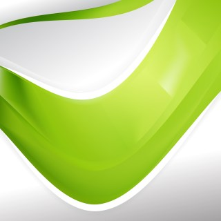 Lime Green Background Template