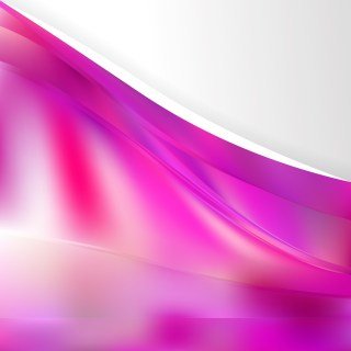 Abstract Pink Background Template Image