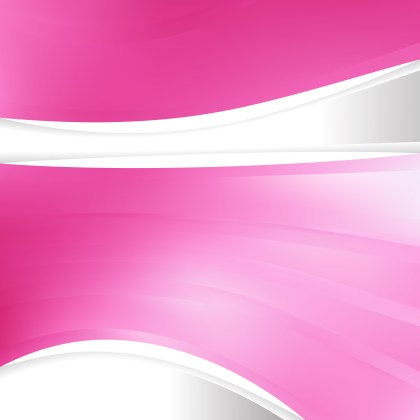 Abstract Pink Background Design Template Vector Graphic