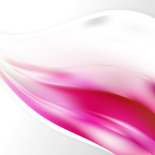 Abstract Pink and White Background Template