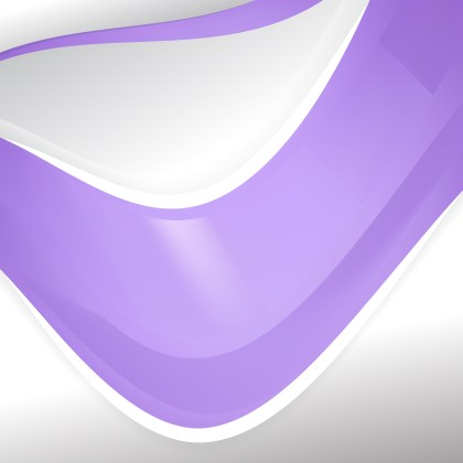 Purple Background Template