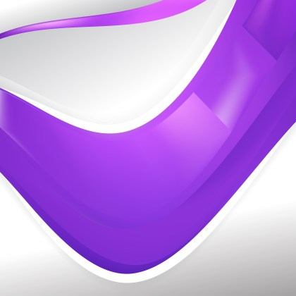Abstract Purple Background Design Template Graphic