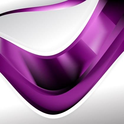 Abstract Purple and Black Background Design Template