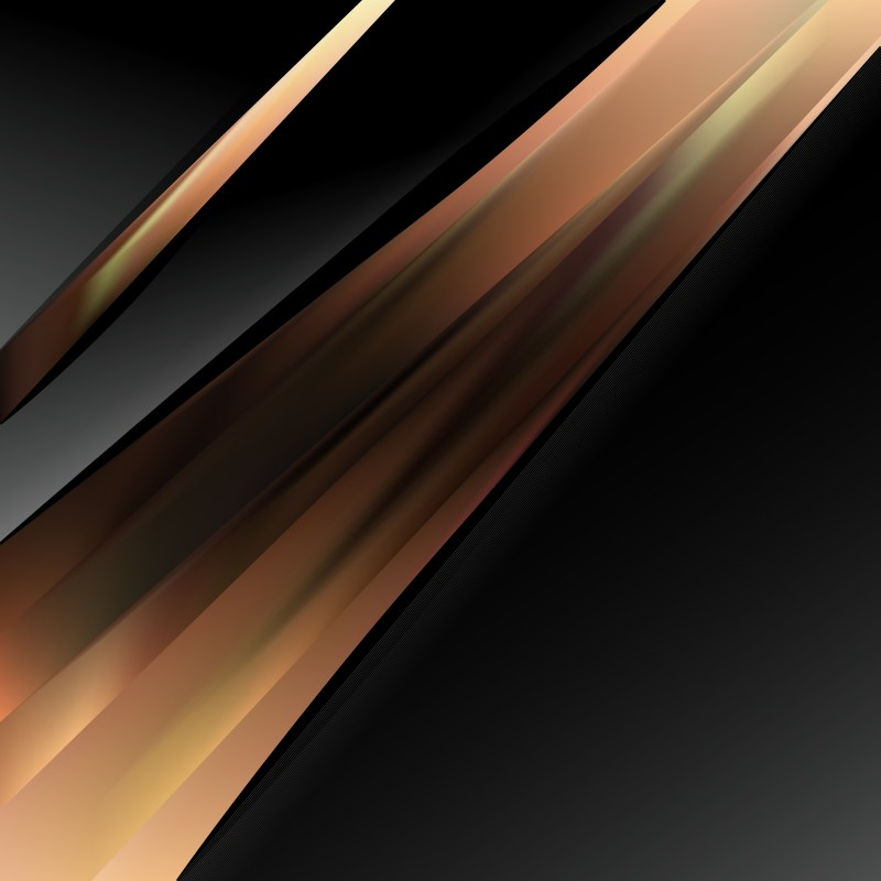 Abstract Black and Brown Business Background