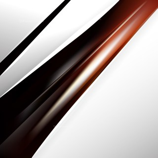 Abstract Black and Brown Business Background Vector
