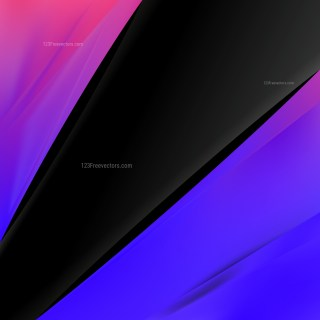 Black Blue and Purple Business Background Template Design