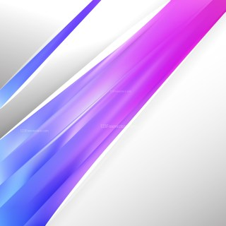 Abstract Blue and Purple Business Background Vector Graphic