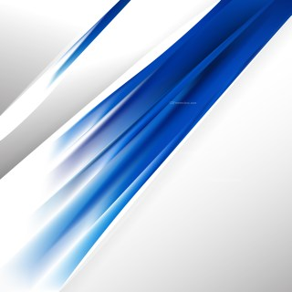 Blue and White Business Background