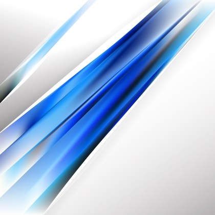 Blue and White Business Background Template