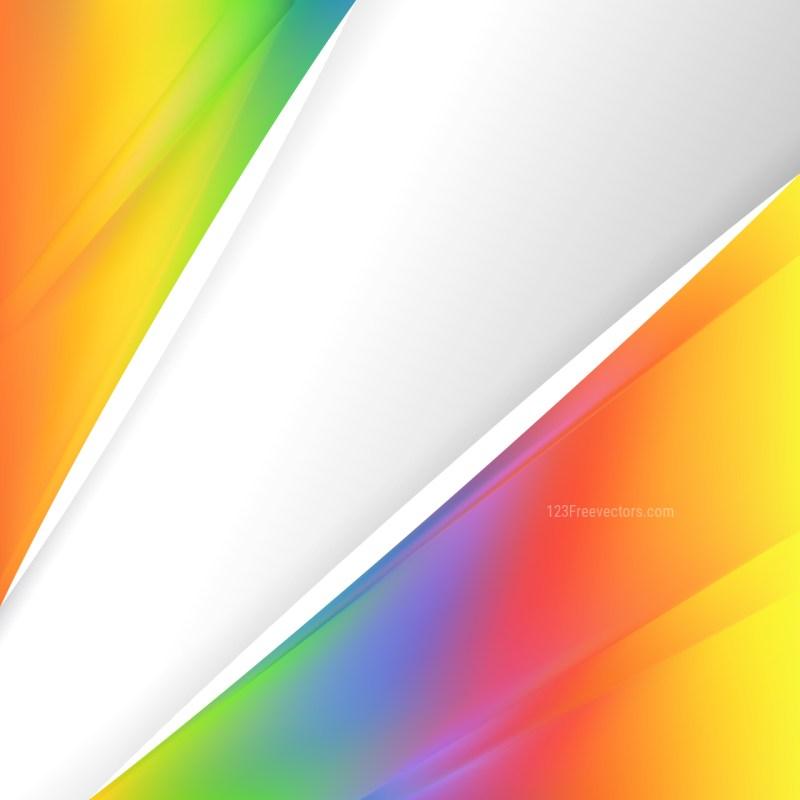 Colorful Business Background Illustration