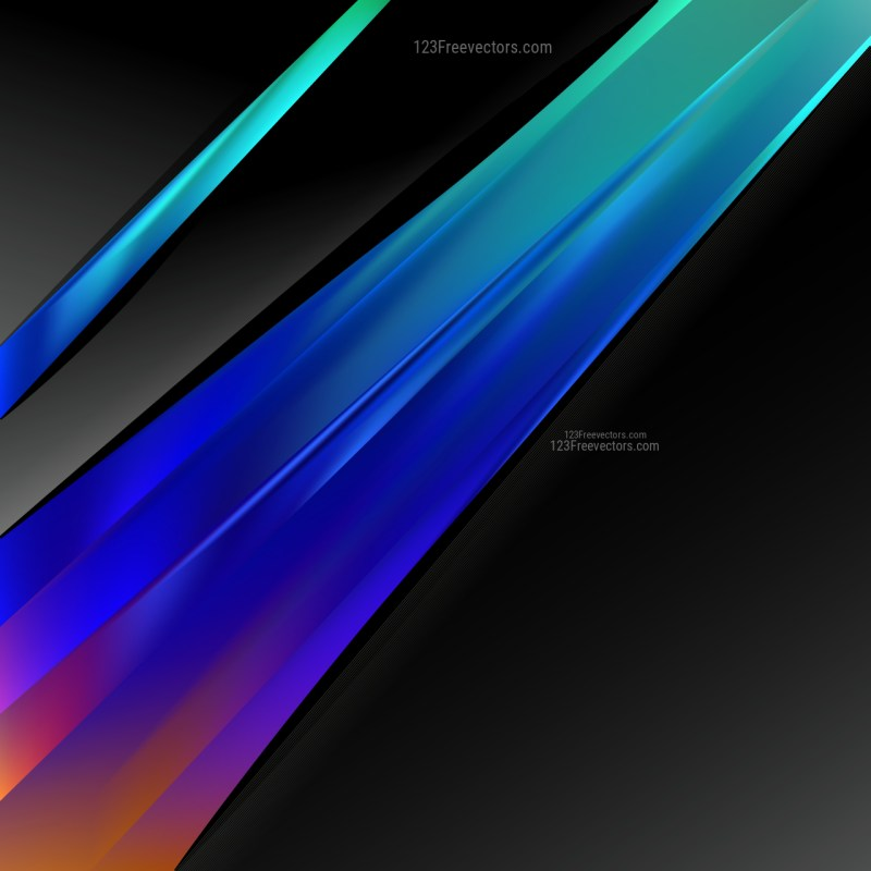 Abstract Cool Business Background Vector