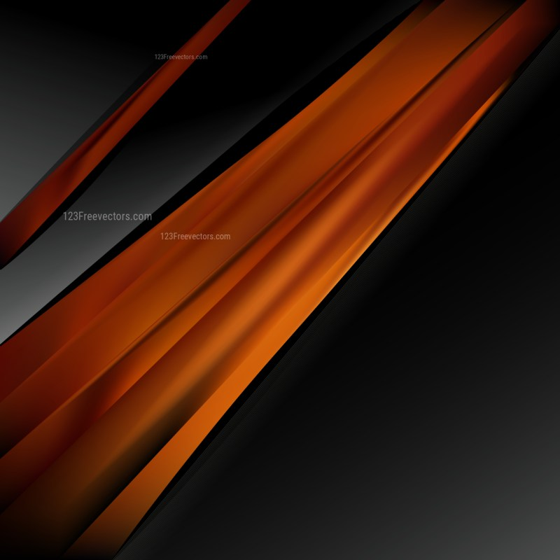 Abstract Cool Brown Business Background Template