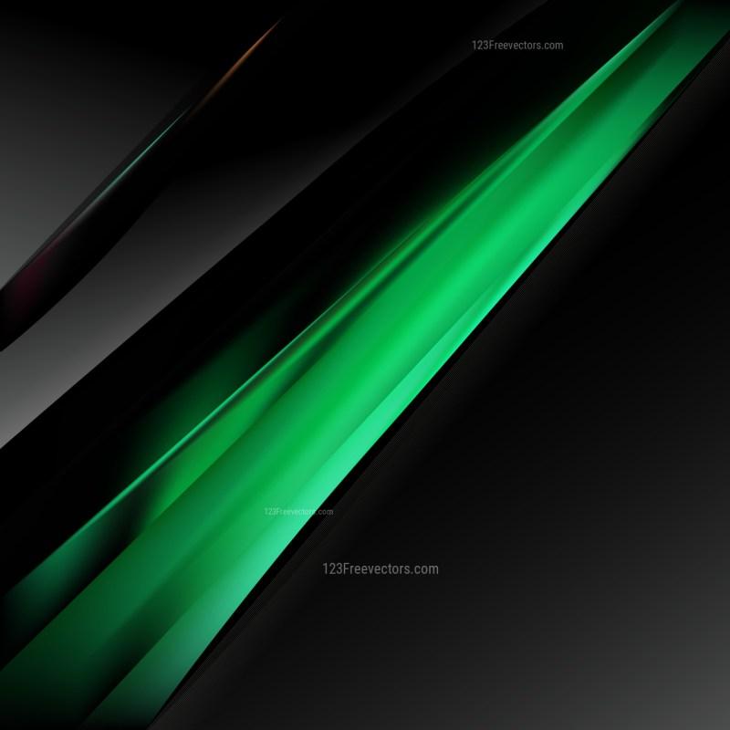 Cool Green Brochure Design Template