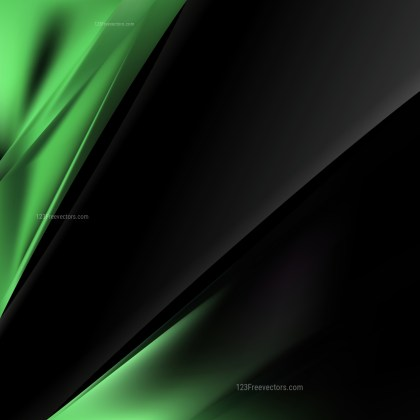 Cool Green Business Background Template Vector Art