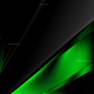 Cool Green Business Background Vector