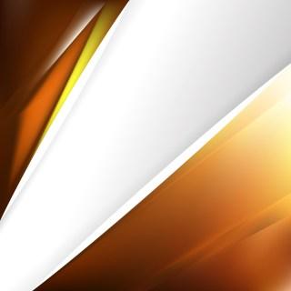 Dark Orange Business Background Vector Graphic