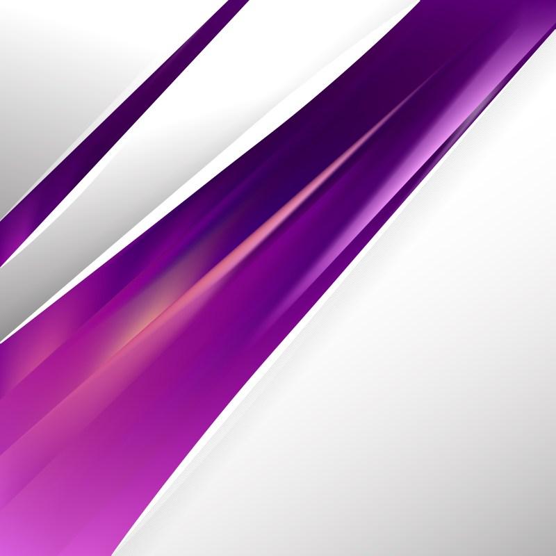 Dark Purple Business Background