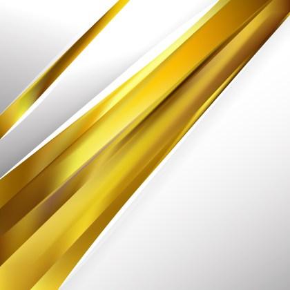 Gold Business Brochure Design