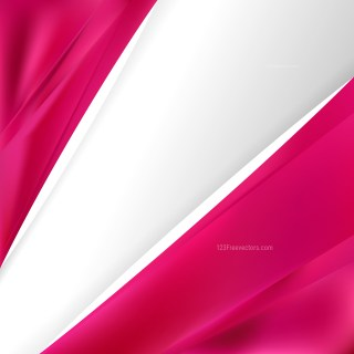 Abstract Magenta Business Background Vector Graphic