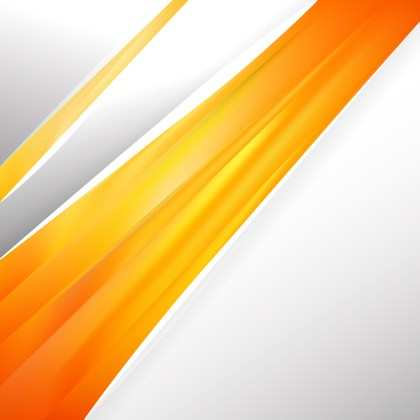 Abstract Orange and Yellow Business Background