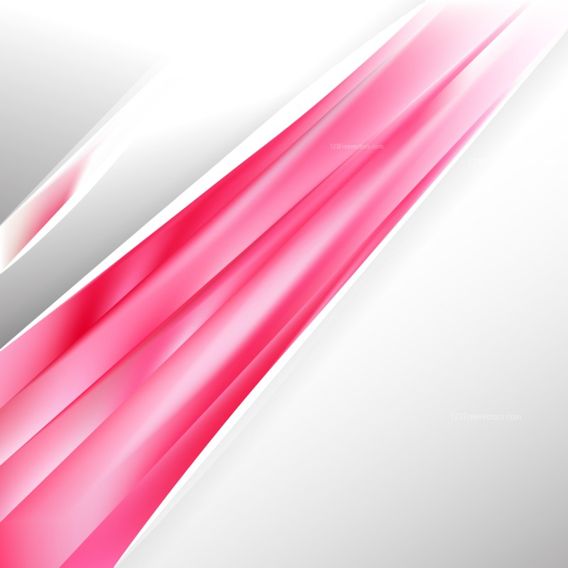 Abstract Pink Business Background Vector