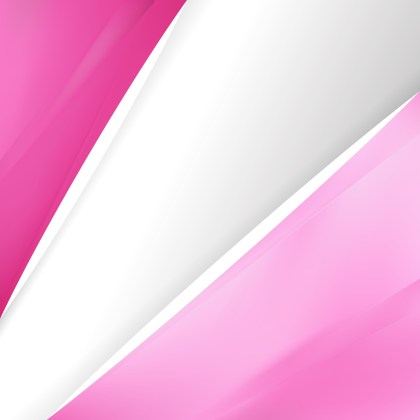 Abstract Pink Business Brochure
