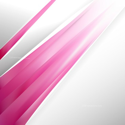 Abstract Pink and White Business Background