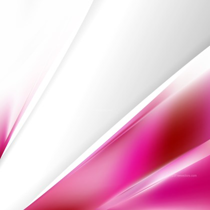 Abstract Pink and White Business Background Template Vector Art