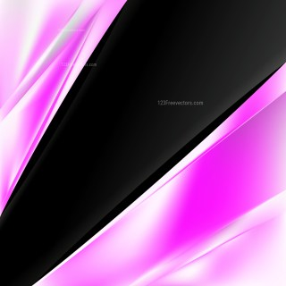Abstract Pink Black and White Business Background Template