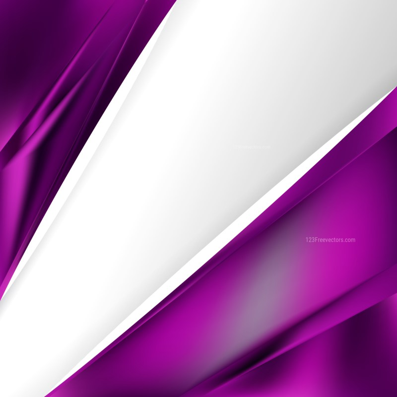 Abstract Purple and Black Brochure Design Vector Illustration
