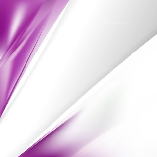 Purple and White Brochure Design Image