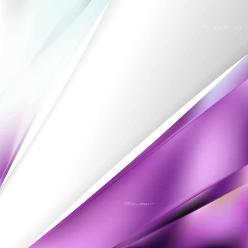 Purple and White Business Background Template
