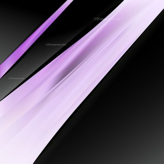Abstract Purple Black and White Business Background Vector