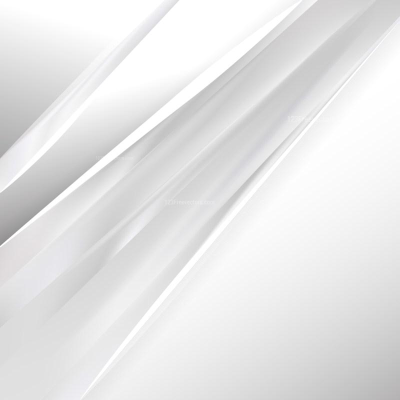 White Brochure Design Graphic