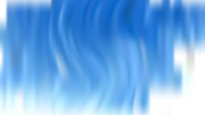 Blue and White Gaussian Blur Background