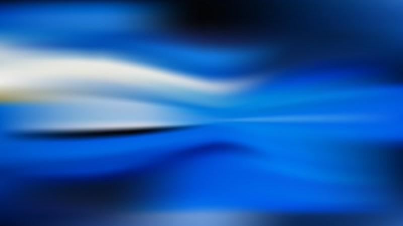 Blue Black and White Blurred Background Design