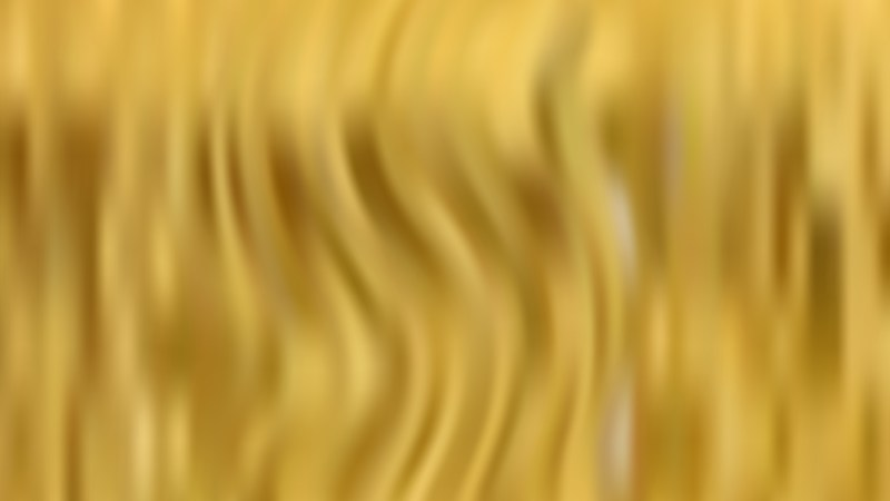 Gold Blur Photo Wallpaper