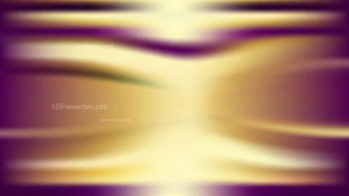 Purple and Gold Gaussian Blur Background
