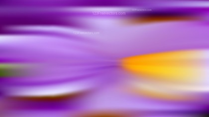 Purple and Orange Blurry Background Vector