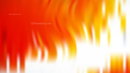 Red Orange and White Blur Background Image