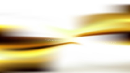 White and Gold Photo Blurred Background