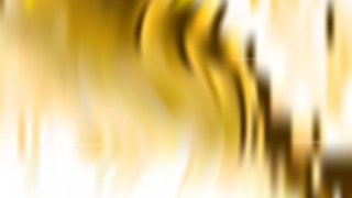 White and Gold Blurry Background Illustrator