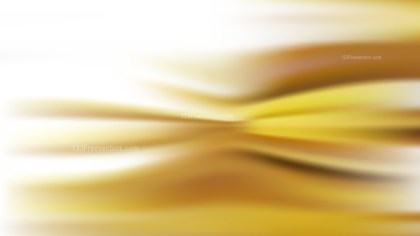 White and Gold Blur Photo Wallpaper