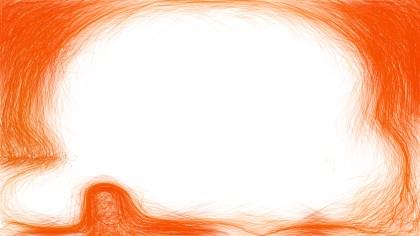 Orange and White Background Texture