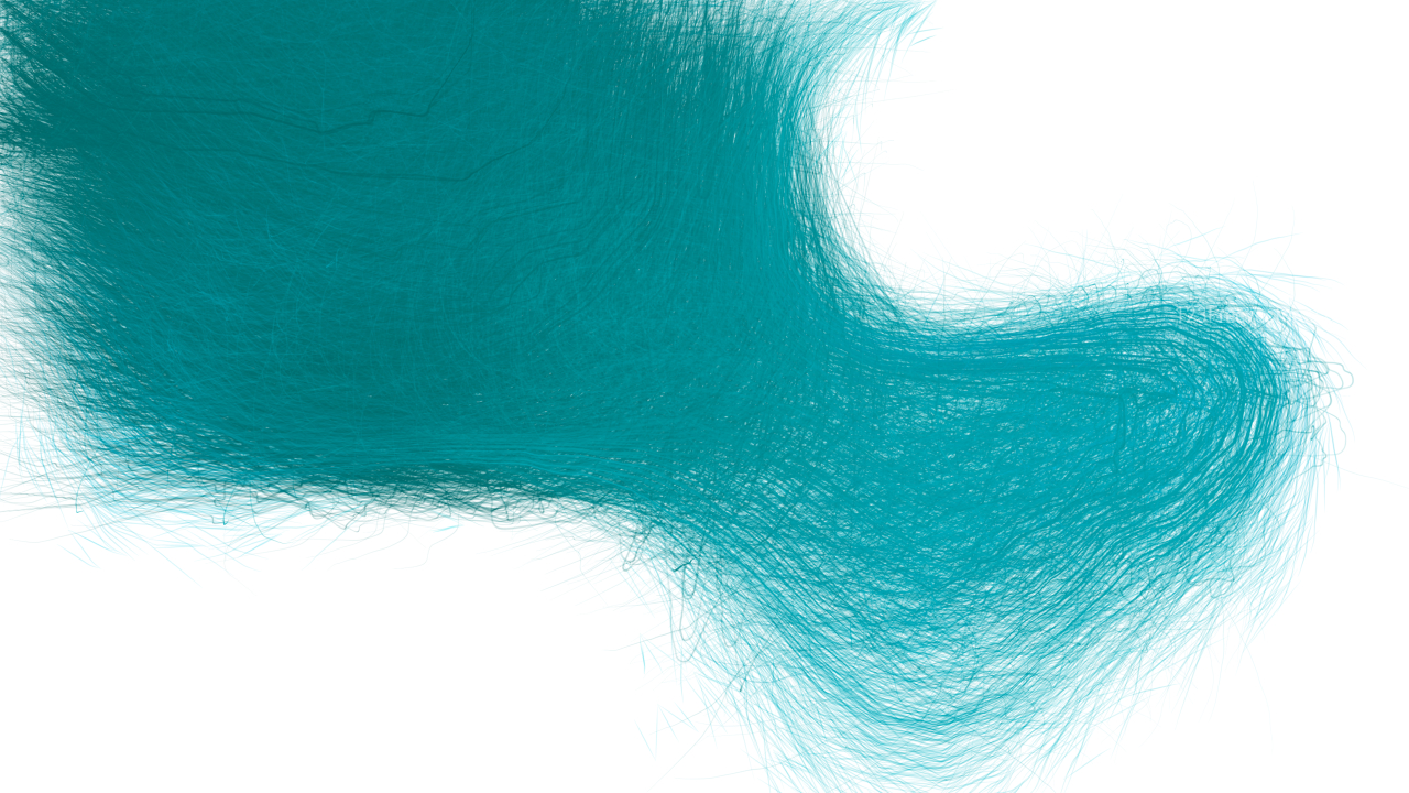 Turquoise and White Texture Background