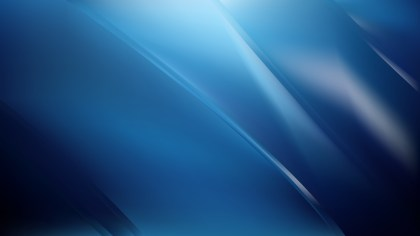 Abstract Black and Blue Diagonal Shiny Lines Background