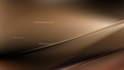 Abstract Black and Brown Diagonal Shiny Lines Background Vector Image