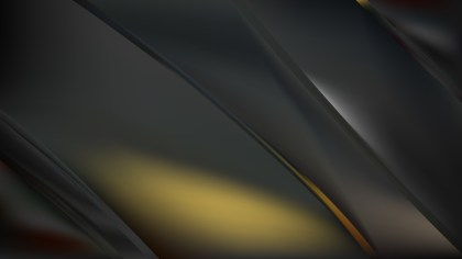 Abstract Black and Gold Diagonal Shiny Lines Background
