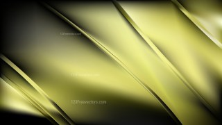 Abstract Black and Gold Diagonal Shiny Lines Background Design Template