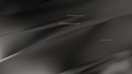 Abstract Black and Grey Diagonal Shiny Lines Background